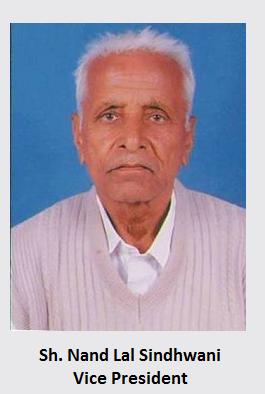 Sh. Nand Lal Sindhwani